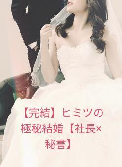 【完結】ヒミツの極秘結婚【社長×秘書】