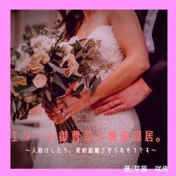 エリート御曹司と婚前同居。 〜人助けしたら、契約結婚させられそうです〜