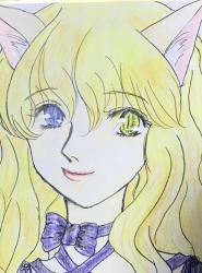 異世界猫。王子様から婚約破棄されましたが、実は聖女だったのでまったりもふもふ優しく騎士様に愛されます