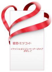 密恋(ミツコイ)「イケメン社長と、エレベーターの中で恋をして」